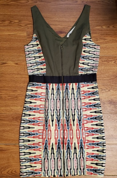 RACHEL Rachel Roy Dresses & Skirts - Rachel Roy tribal sheath dress sz 6
